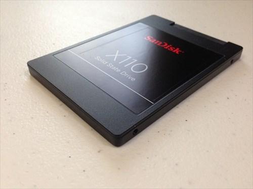 SSDは低消費電力