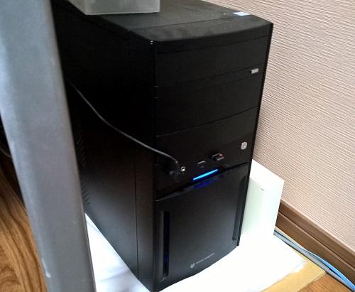 マウスコンピューターLM-iH410B