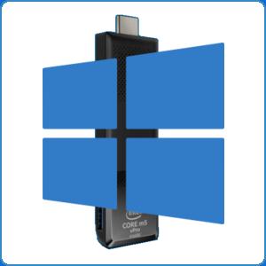 Windows10のスティックPC